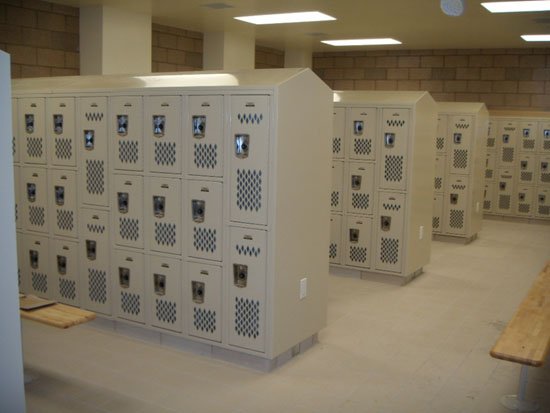 Athletic Gym Lockers For Sale